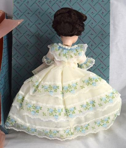 Madame Alexander Julia Tyler First Lady Doll Collection Series II # 1510
