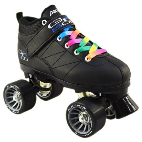 Pacer Mach-5 Rainbow Skates - Mach5 GTX 500 Rainbow Roller Skate