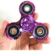 D-JOY Tri-Spinner Fidget Toy Hand Spinner Camouflage,...