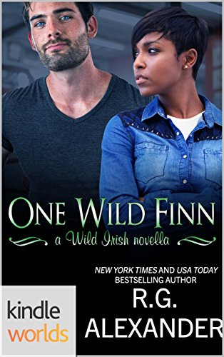 Wild Irish: One Wild Finn (Kindle Worlds Novella) (The Finn Factor Book 9)