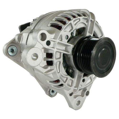 Jetta Alternator - DB Electrical ABO0402 New Alternator For 2.5L 2.5Vw Volkswagen Jetta, Rabbit 05 06 07 08 09 2005 2006 2007 2008 2009 0-124-525-062 0-124-525-102 07K-903-023A 23552 11254