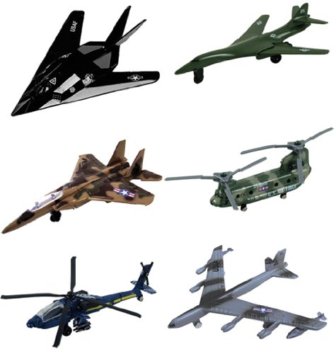 die cast airplane set - 9