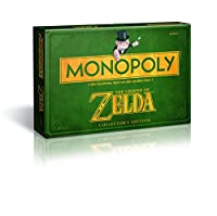 Winning Moves 43508 - Monopoly: The Legend of Zelda Collectors Edition