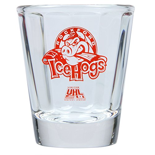 (Rockford Ice Hogs - Logo Shot Glass)