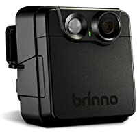 Brinno MAC200DN Portable Motion Activated Wireless Outdoor Security Camera (Black)