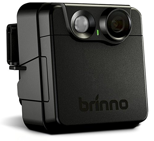 Price comparison product image Brinno MAC200DN Portable Motion Activated Wireless Outdoor Security Camera (Black)