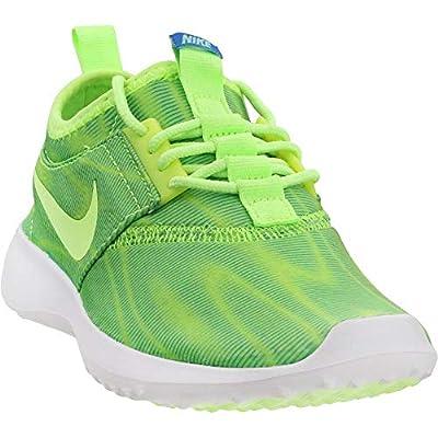 NIKE Women's Juvenate Print Ghost Green/Ghost Green/PHT Bl Casual Shoe 7 Women US