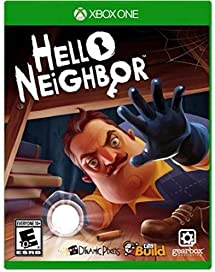 Hello Neighbor - Xbox One: Gearbox Publishing LLC     - Amazon com