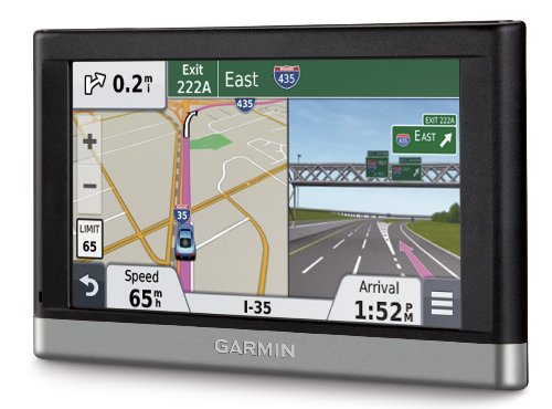 Garmin nüvi 2457LMT 4.3-Inch Portable Vehicle GPS with