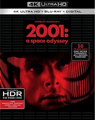2001: A SPACE ODYSSEY (4K UHDBD)