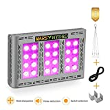 Cheap MARS HYDRO Led Grow Light 600W Full Spectrum for Indoor Plants Veg and Flower Plant Lights for Hydroponics Grow Lights High Yield (Pro II Epistar 600W)