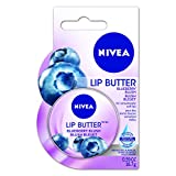 NIVEA Lip Butter Blueberry Blush, 16.7g