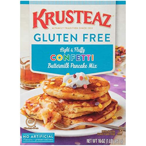Krusteaz Gluten Free Confetti