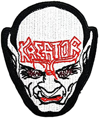 Kreator – blanco calavera Rock Music Band Heavy Metal Punk Rock ...
