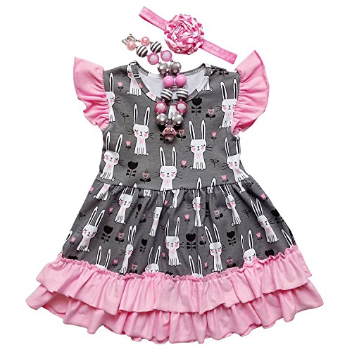 So Sydney Toddler Girls 3 Pc Spring East - Dress The Easter Bunny Shopping Results