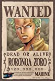 150 Piece Mini Puzzle Piece Roronoa Zoro 150-042 (japan import)