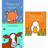 Thats not my touchy feely series 7 :3 books collection (Cow,fox,duck)