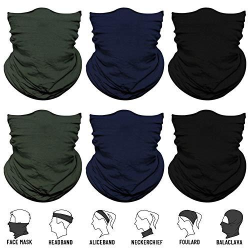 NEXTOUR Neck Gaiter Headwear Headband Head Wrap