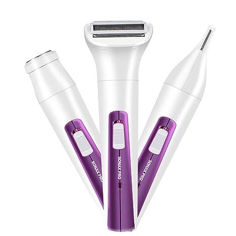 Amazon Com Sonax Pro Electric Shaver Eyebrow Shaping Knife