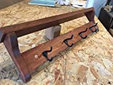 Hallway / Mud Room / Foyer 24'' Coat Rack/ Shelf