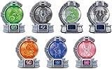 Gashapon Uchu Sentai Kyuranger Kyutama 05 Set