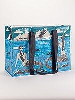 Blue Q Bags, Shoulder Tote, Mermaid