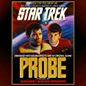 Star Trek: Probe (Adapted) Audiobook by Margaret Wander Bonnanno Narrated by James Doohan