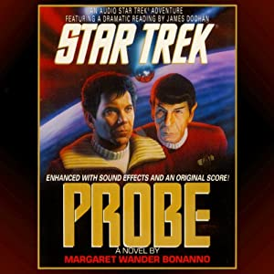 Star Trek: Probe (Adapted) Audiobook
