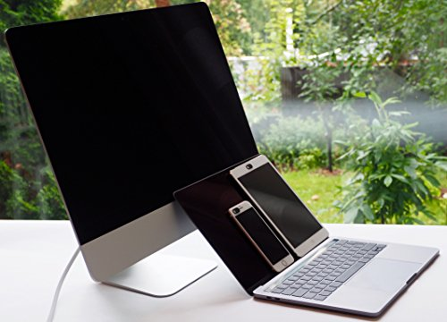 Cubierta deslizante de la cámara web - proteger su cámara web para portátil - Compatible con Macbook Pro, otros portátiles y smartphones - Ultra Thin ...