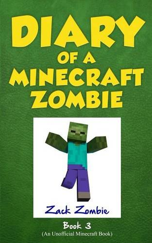 Diary Minecraft Zombie Book Nature product image