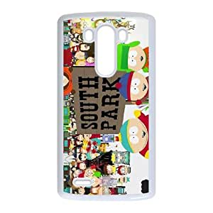 South Park LG G3 Cell Phone Case White Delicate gift JIS_389419