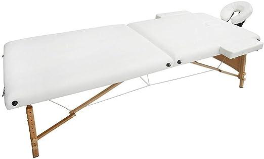 Todeco - Mesa de Masajes Plegable, Mesa de Terapia Profesional ...