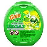 Gain Flings Laundry Detergent Pacs, Original Scent, 72 count,57 Ounce