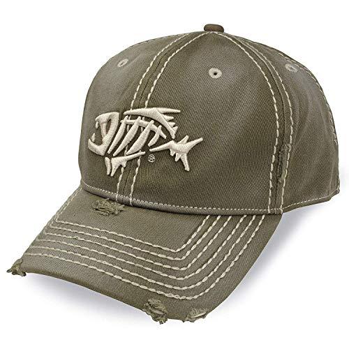 G. Loomis A-Flex Distressed Hat - Sage - M/L