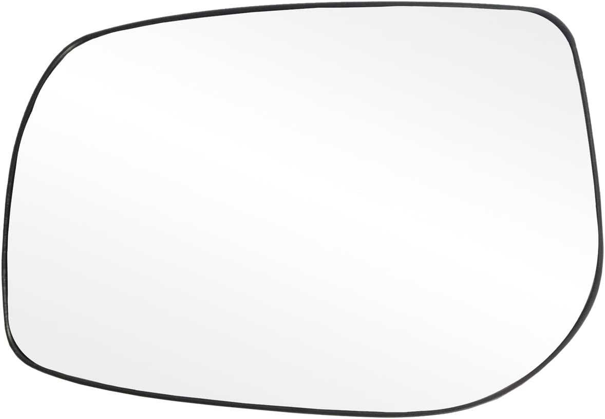 Heated Replacement Mirror Glass Assembly for 09-13 Corolla// Matrix LH