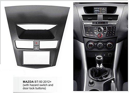 Amazon com: Dash kit for Mazda BT-50 BT50 2012+ fascia dvd