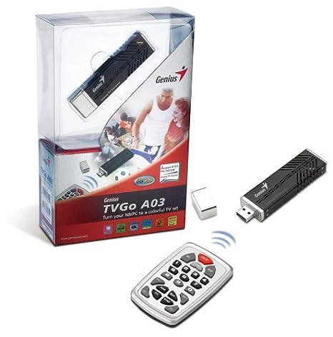 GENIUS TVGO A03 TV TUNER DRIVER DOWNLOAD FREE