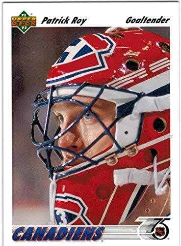 1991-92 Upper Deck Montreal Canadiens Team Set with Guy Lafleur & 2 Patrick Roy - 30 NHL Cards (Team Canadiens Set Montreal)
