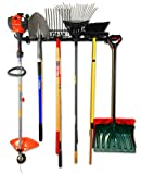 Omni Tool Storage Rack - Compact | Wall Mount Tools Home & Garage Storage System | Steel Gear Hanger