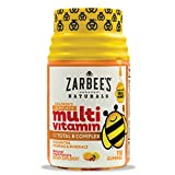 Best Child Vitamins - Zarbee's Naturals Children's Multivitamin Gummies, Ages 4+, Natural Review