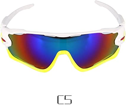 Bicycle Cycling Mens Sunglasses UV400 Sport GogglesOutdoor Driving Bike Eyewear