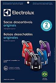 3 Sacos Descartáveis 2.3L Para Aspirador De Pó Sbebe Electrolux