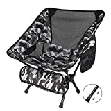 Best Backpacking Chairs - Portable Camping Chairs with Adjustable Height - ultra Review