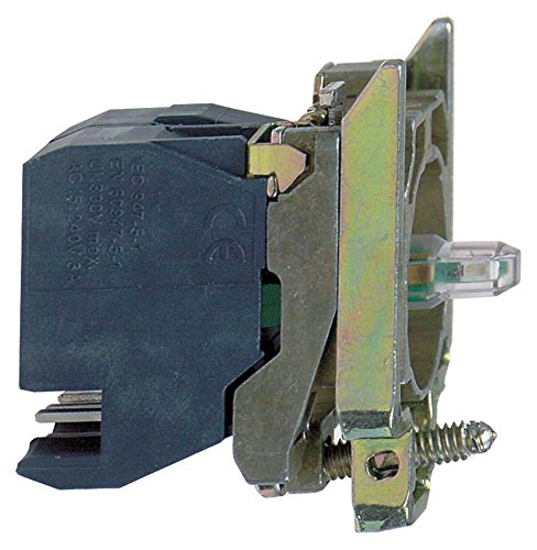 Schneider Electric Lamp Module and Contact Block 1NO/1NC