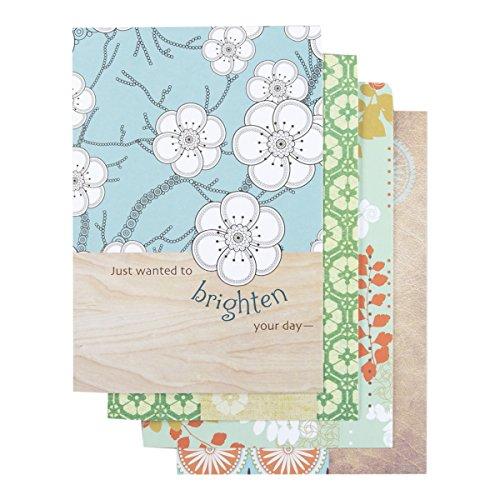 DaySpring Thinking Greeting Embossed Envelopes product image