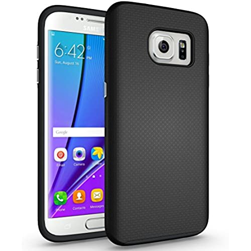 S8 Plus Case, Galaxy S8 Plus Case, OUBA [Dual Layer] Shock Absorption Impact Resistant Armor Rugged Defender Protective Case for Samsung Sales