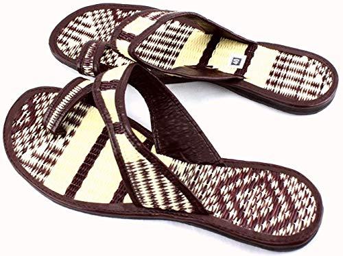 bx 109 com Afriqueartdecoration 4078 Nattées Sénégal Chaussure xPnXaw6