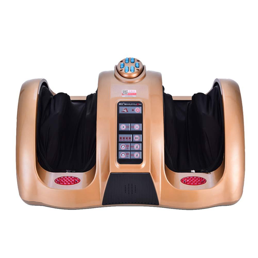 QIDI フットマッサージャー 電気 多機能 混乱 ペディキュア 頸動脈 世帯 暖房 マッサージャー (色 : T-1) B07HBMYMQ9 T-2  T-2