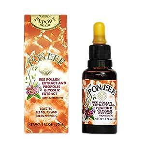 Amazon.com: Pon Lee Bee Pollen & Propolis Glycolic Extract
