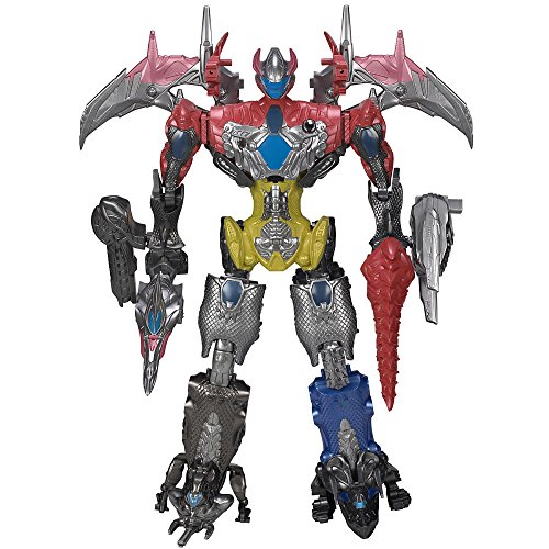 Mighty Morphin Power Rangers Movie Megazord Complete Set Action - Megazord Set